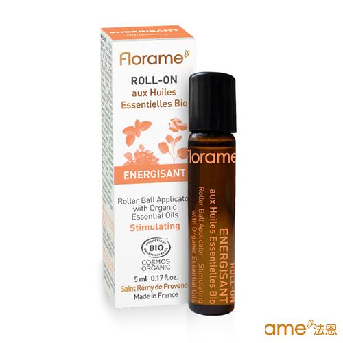 ~Florame法恩~清新能量按摩滾珠5ml