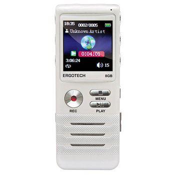 人因零壓縮無損音質錄音筆VR74CW