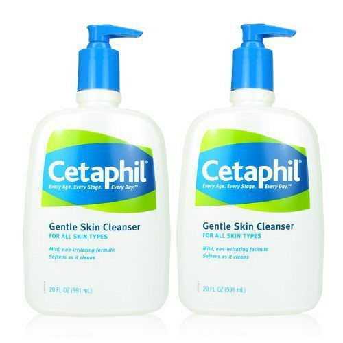 Cetaphil 舒特膚 溫和清潔乳 591ml 兩入組