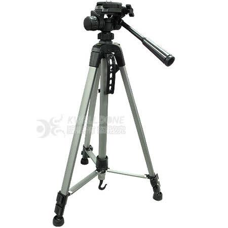 黑金鋼三節鋁合金專業型腳架(黑色) WT-3520