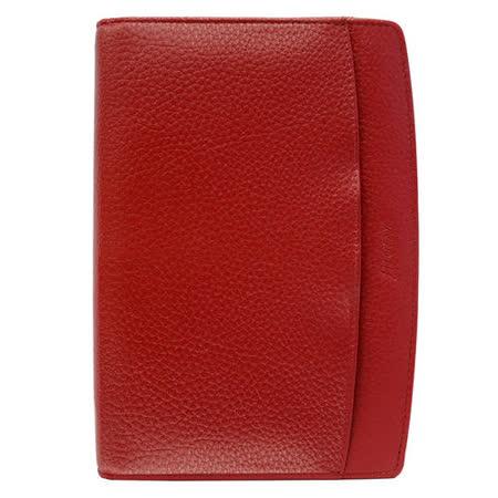 fILOFAX  Finsbury 聖經拉鍊型萬用手冊-紅色