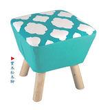 雲朵造型小椅凳