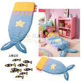 【Angelala】兒童可愛動物造型睡袋(人魚款)
