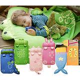 【Angelala】兒童可愛動物造型睡袋(六款任選)