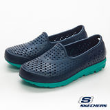 SKECHERS (女) 時尚休閒鞋 H2 GO-13650NVGR