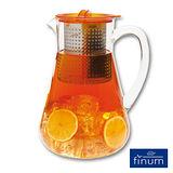 【Finum】冷泡控制壺1800ml(琥珀)