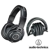 鐵三角 ATH-M40x 錄音室用專業型監聽耳機