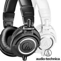鐵三角 ATH-M50x 錄音室用專業型監聽耳機