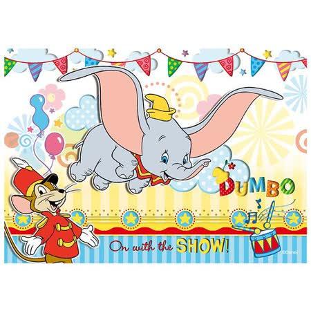 【迪士尼Disney拼圖】Dumbo繽紛馬戲團拼圖108片