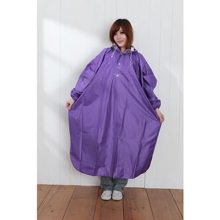 OutPerform風雨衣連身式 - 桑德史東太空款(星夜紫)