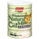 《紅布朗》香醇高鈣燕麥奶罐(850g/罐)*6