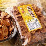 黃粒紅 味覺香蕉薄片-焦糖味 150g*10包組