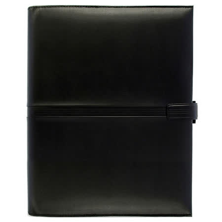 fILOFAX  斯崔特STRATA A4筆記本-黑色