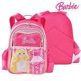 芭比Barbie 魔力甜心學生書包-桃紅