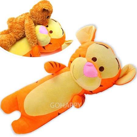 Disney【俏皮跳跳虎】舒服午安抱枕