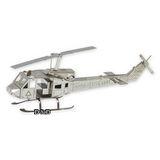 《 Tenyo 》金屬微型模型拼圖 TMN-09 休伊直升機