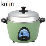 Kolin歌林 11人份養生不鏽鋼電鍋(SH-R411)
