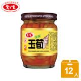 【愛之味】珍保玉筍120g*12入