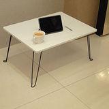 【空間生活】便利小桌(白)