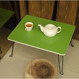 【空間生活】便利小桌(綠)