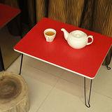 【空間生活】便利小桌(紅)
