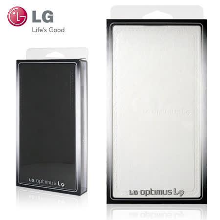 LG Optimus L9 P768 原廠側翻皮套