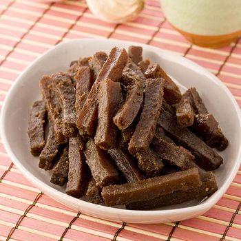 德利豆乾 蒜味沙茶豆干(大) (420g/包)(任選館)