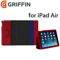 Griffin Slim Folio iPad Air 超薄單片式折疊皮套
