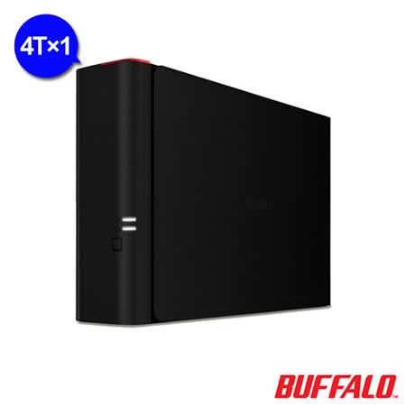 8BUFFALO NAS 1bay  4TB 雲端硬碟 (LS410D0401)