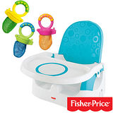 【費雪牌 Fisher-Price】多功能寶寶小餐椅+Munchkin 水果棒/1入