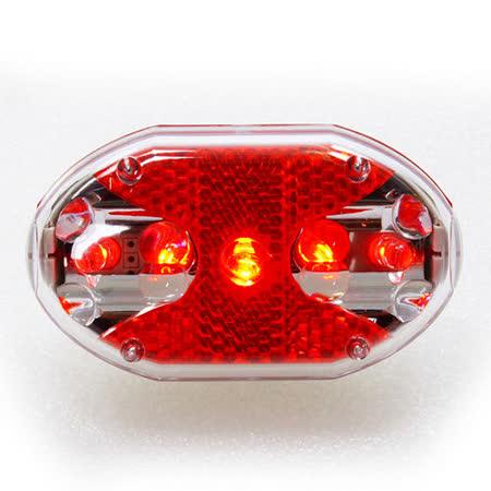 【S-SUN】小紅鷹5 LED環保經濟實惠後燈 2128-31