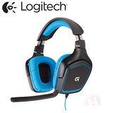 羅技 G430 環繞音效遊戲耳機麥克風