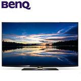 BenQ 50吋 黑湛屏極窄框LED液晶顯示器+視訊盒(50RW6500)送HDMI線+潮牌耳機+多功能香氛水氧機