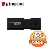Kingston金士頓 DT100G3 USB3.0 16GB 隨身碟