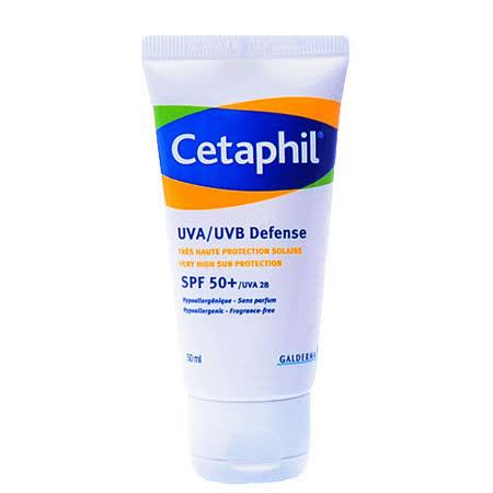 Cetaphil 舒特膚 極緻全護低敏防曬霜SPF50+ 50ml