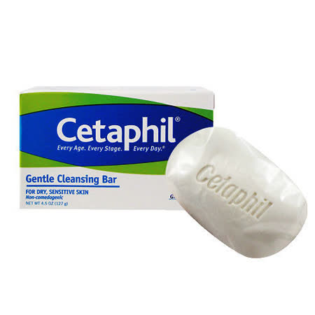 Cetaphil 舒特膚 溫和潔膚凝脂 127g