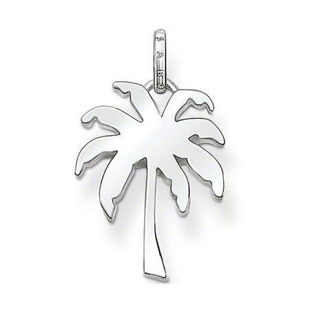 Thomas Sabo Glam & Soul palm 熱帶國度棕櫚銀墜 PE651-001-12