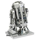 《 Tenyo 》金屬微型模型拼圖 星際大戰 R2-D2