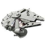 《 Tenyo 》金屬微型模型拼圖 星際大戰 千年鷹號 Millennium Falcon™