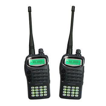 NOVA AR-45 PLUS鋰電版 高功率 UHF無線電對講機【2入】 AR-45