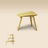 【空間生活】迪菲木桌-小(木紋)