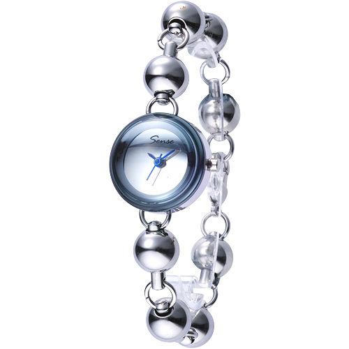 Sense 夢幻水晶球珠鍊錶 Se0001