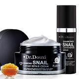 Dr.Douxi朵璽 晶鑽蝸牛魚子修護組