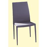 Calvin灰布餐椅498-3(灰)
