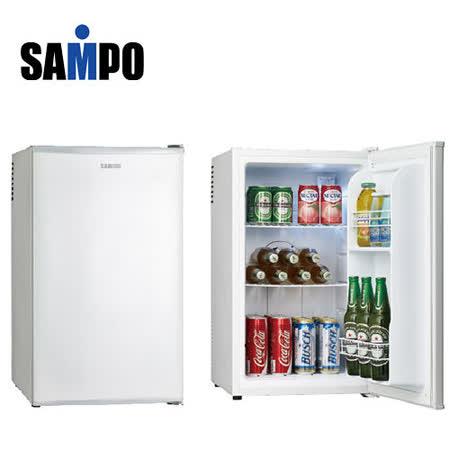 SAMPO聲寶 70L電子式冷藏箱(KR-UA70C) 送冰箱除臭劑