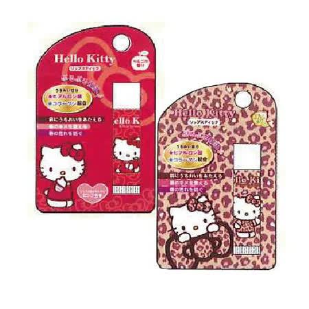Hello Kitty護唇膏5g-二款任選
