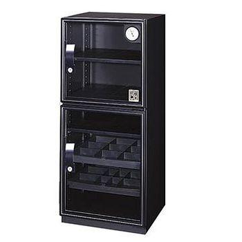 收藏家 DX-126全功能電子防潮箱 132公升