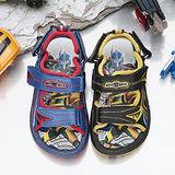 【童鞋城堡】變形金剛運動風兩用型涼鞋TF3210
