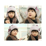 【PS Mall】韓版彩色聖誕帽/嬰兒帽/寶寶帽 (B098)