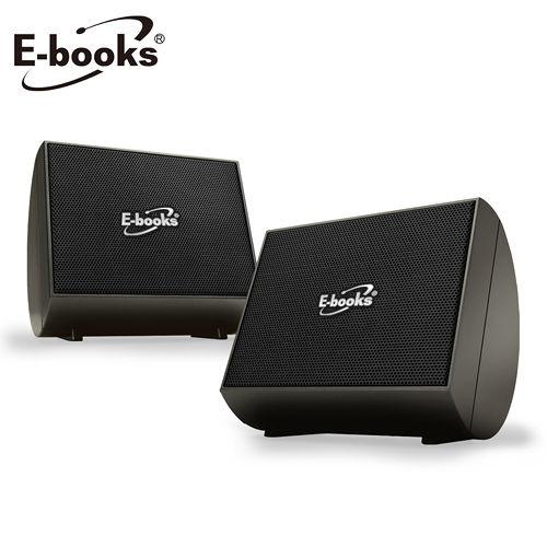 E-books D3 二件式交響曲重低音多媒體喇叭